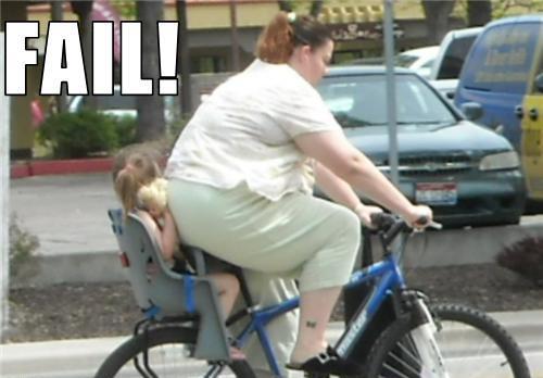 Детское кресло на велосипед на багажник