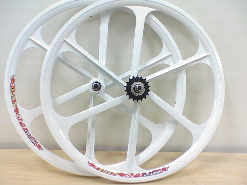 Литые диски для велосипеда своими руками